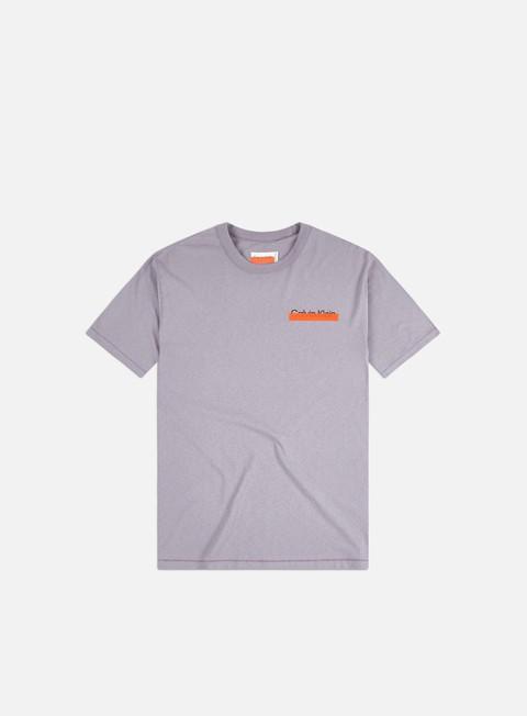T-shirt a manica corta Calvin Klein X Heron Preston Organic Cotton Heavy Weight Logo T-shirt