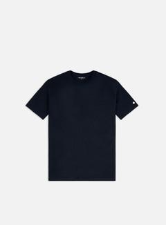 Carhartt - Base T-shirt, Dark Navy/White
