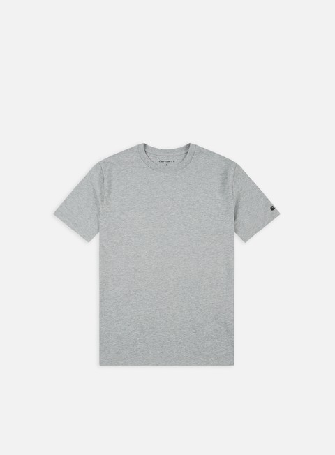 t shirt carhartt base t shirt grey heather