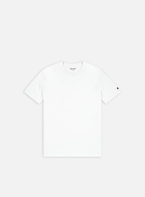 t shirt carhartt base t shirt white