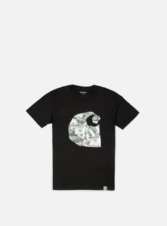 Carhartt - Bill C T-shirt, Black