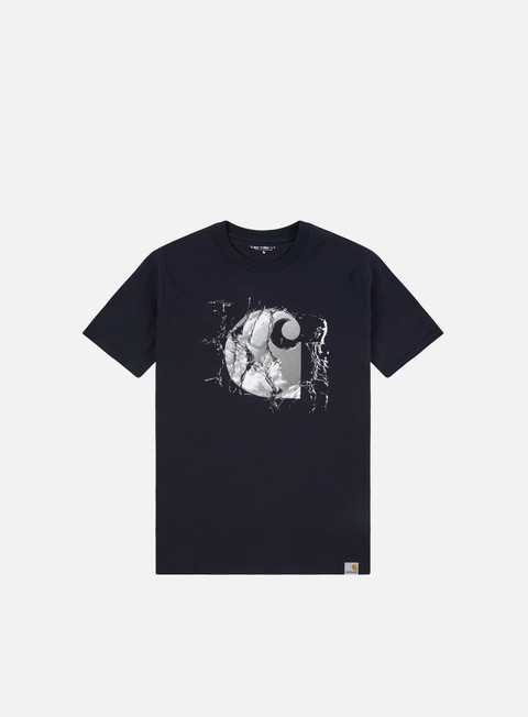 Short Sleeve T-shirts Carhartt Broken Glass T-shirt