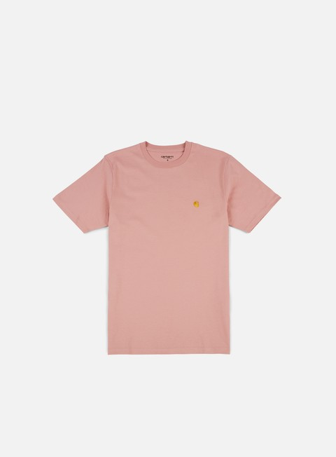 t shirt carhartt chase t shirt soft rose gold
