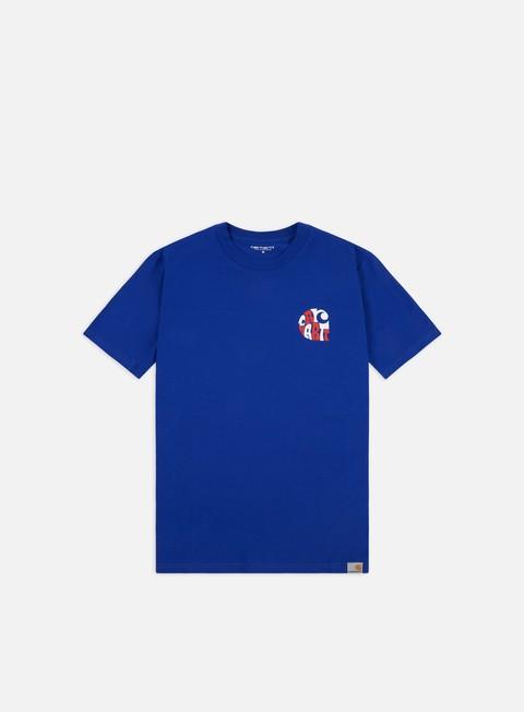 Outlet e Saldi T-shirt a Manica Corta Carhartt Clearwater T-shirt