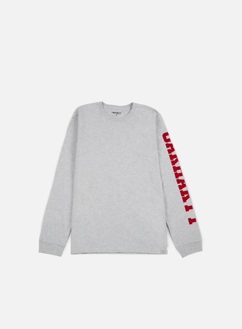 Long Sleeve T-shirts Carhartt College Left LS T-shirt