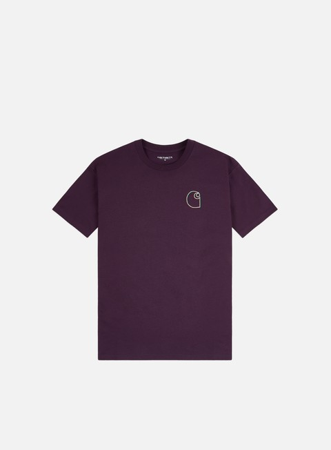 Outlet e Saldi T-shirt a Manica Corta Carhartt Commission Logo T-shirt