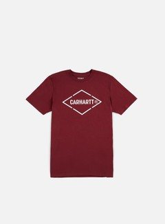 Carhartt - Diamond T-shirt, Varnish/White 1