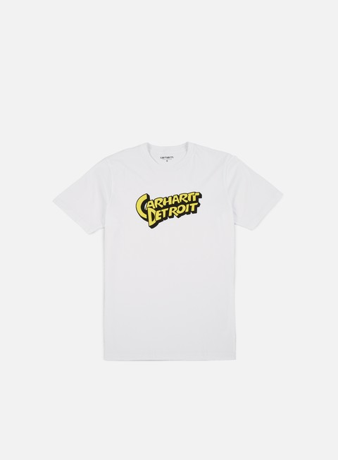 t shirt carhartt doctor detroit t shirt white
