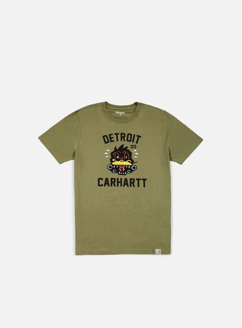 t shirt carhartt duck army t shirt bog