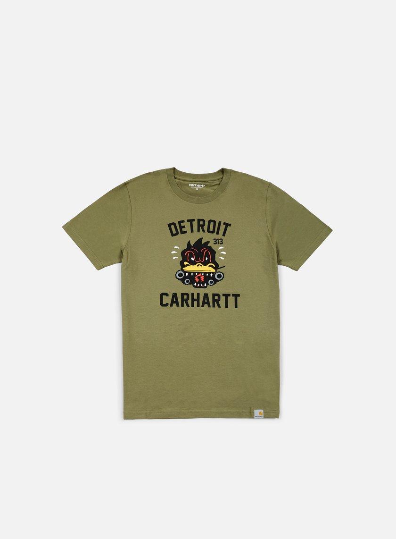 Carhartt - Duck Army T-shirt, Bog