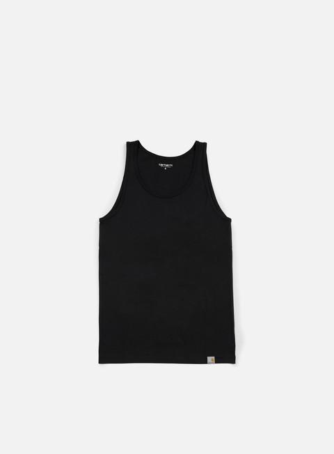 t shirt carhartt exec tank top black