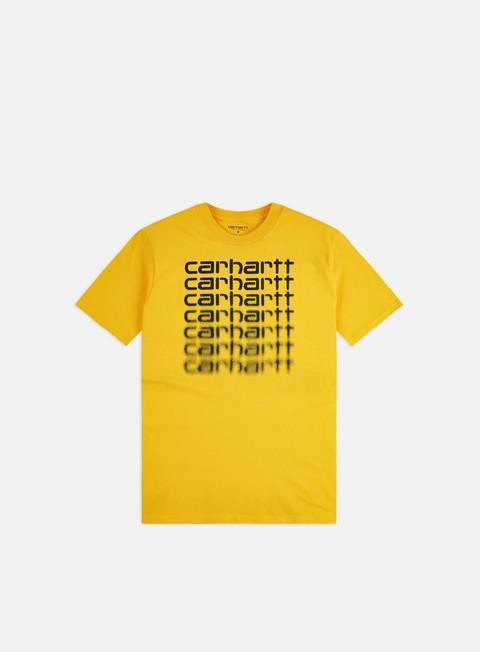 T-shirt a Manica Corta Carhartt Fading Script T-shirt