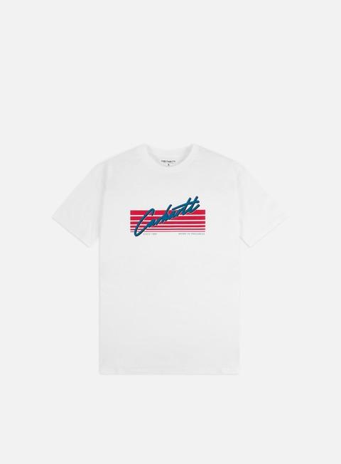 T-shirt a Manica Corta Carhartt Horizon Script T-shirt