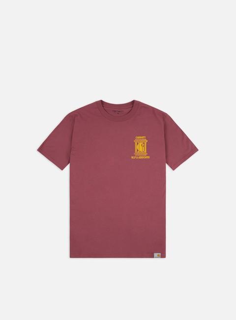 T-shirt a Manica Corta Carhartt Law T-shirt