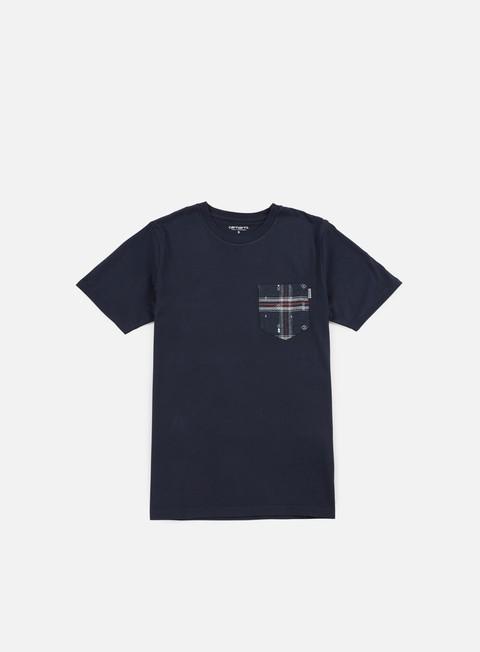 Short Sleeve T-shirts Carhartt Lester Pocket T-shirt