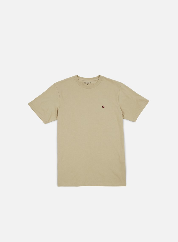 Carhartt - Madison T-shirt, Wall/Amarone