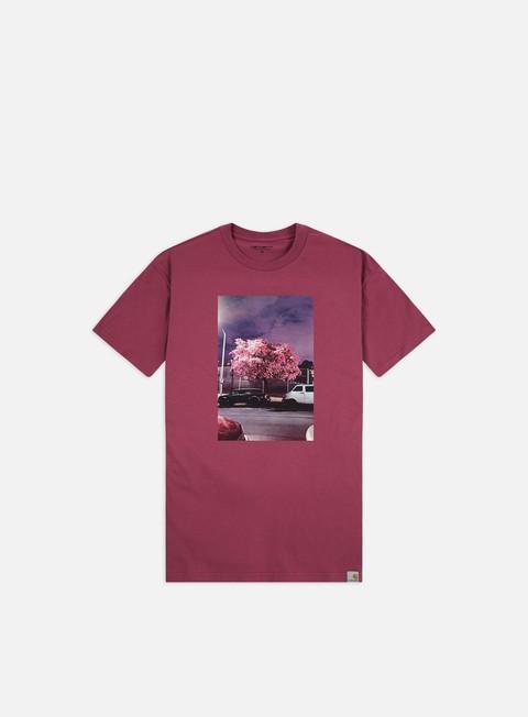 Outlet e Saldi T-shirt a Manica Corta Carhartt Matt Martin Blossom T-shirt
