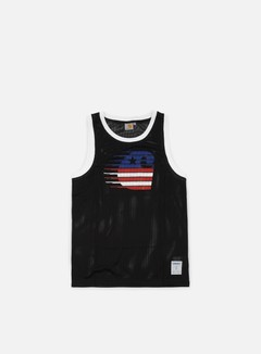 Carhartt - Motion Mesh Tank Top, Black 1