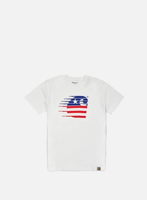 Outlet e Saldi T-shirt a Manica Corta Carhartt Motion T-shirt