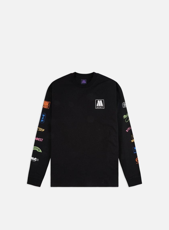 Carhartt Motown Sublabels LS T-shirt