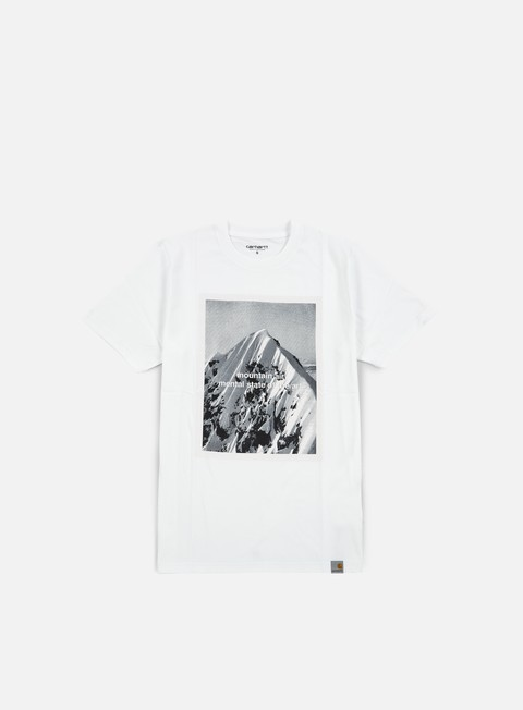 t shirt carhartt mountain air t shirt white