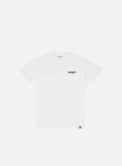 t shirt carhartt mountain t shirt white