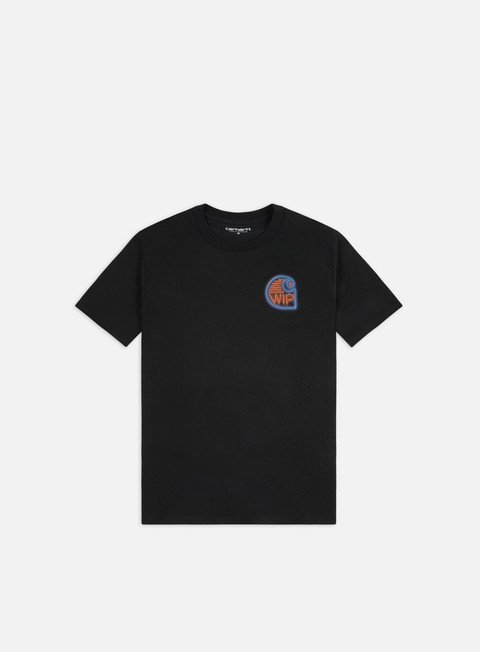 Short Sleeve T-shirts Carhartt Neon Crab T-shirt