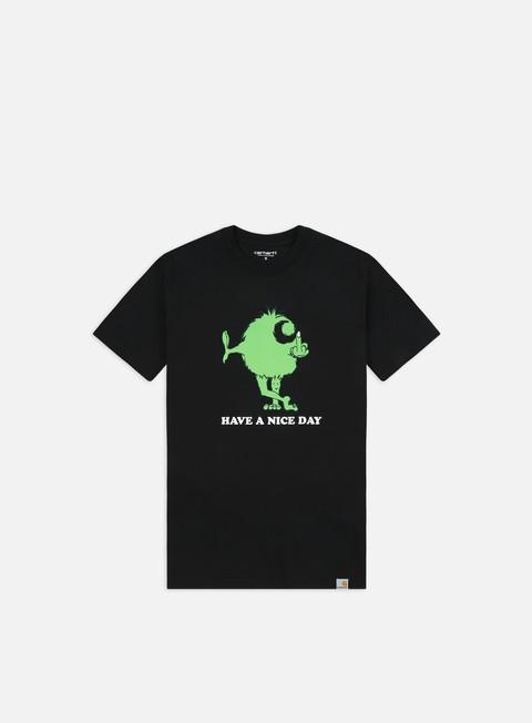 Outlet e Saldi T-shirt a Manica Corta Carhartt Nice Day T-shirt