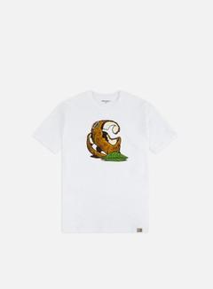 Carhartt Orange C T-shirt