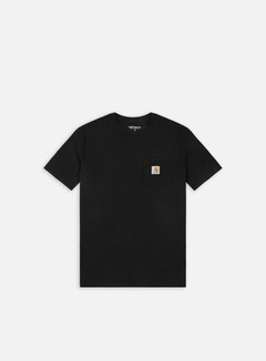 Carhartt - Pocket T-shirt, Black