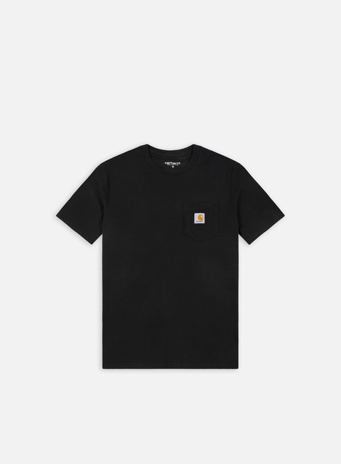 t shirt carhartt pocket t shirt black