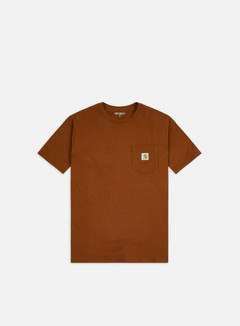 Carhartt - Pocket T-shirt, Brandy