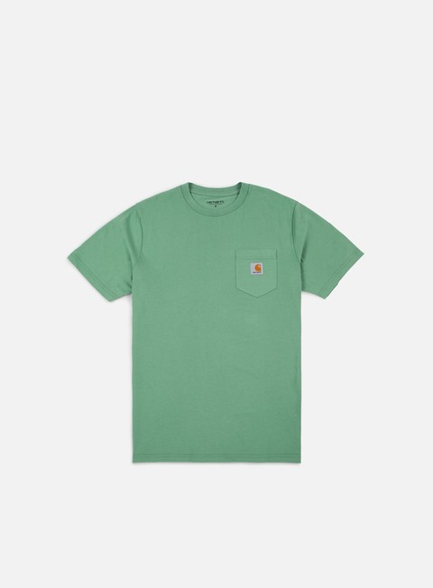 Outlet e Saldi T-shirt a Manica Corta Carhartt Pocket T-shirt