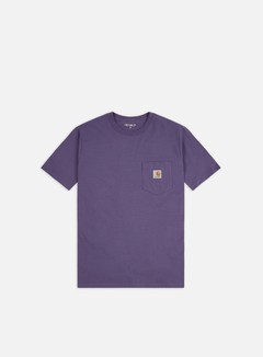Carhartt - Pocket T-shirt, Cold Viola
