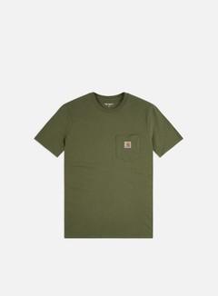 Carhartt - Pocket T-shirt,  Dollar Green