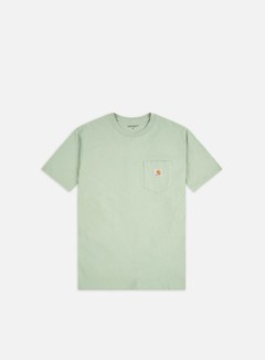 Carhartt - Pocket T-shirt, Frosted Green