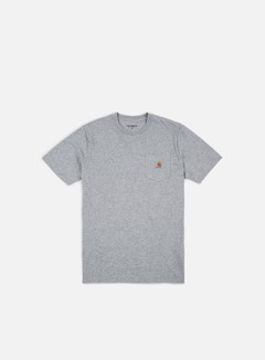Carhartt - Pocket T-shirt, Grey Heather