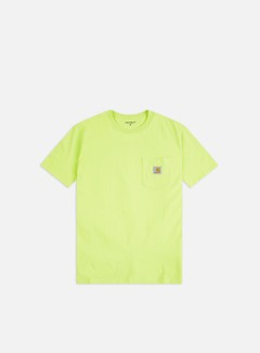 Carhartt - Pocket T-shirt, Lime