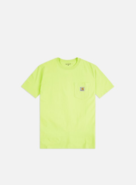 Sale Outlet Short Sleeve T-shirts Carhartt Pocket T-shirt