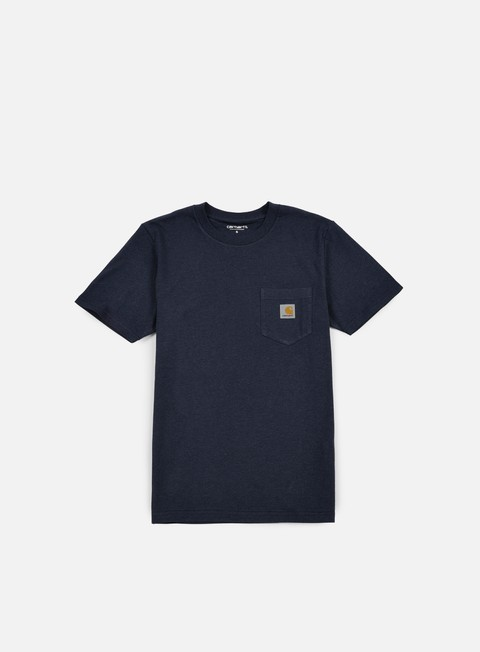 Short Sleeve T-shirts Carhartt Pocket T-shirt