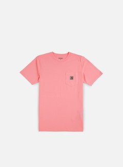 Carhartt - Pocket T-shirt,  Vegas Pink Heather