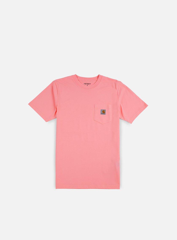 Carhartt - Pocket T-shirt,  Vegas Pink Heather