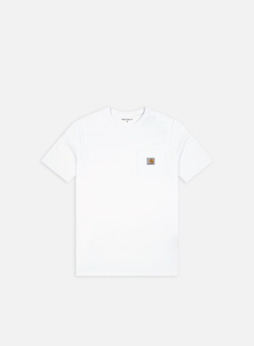 Carhartt - Pocket T-shirt, White