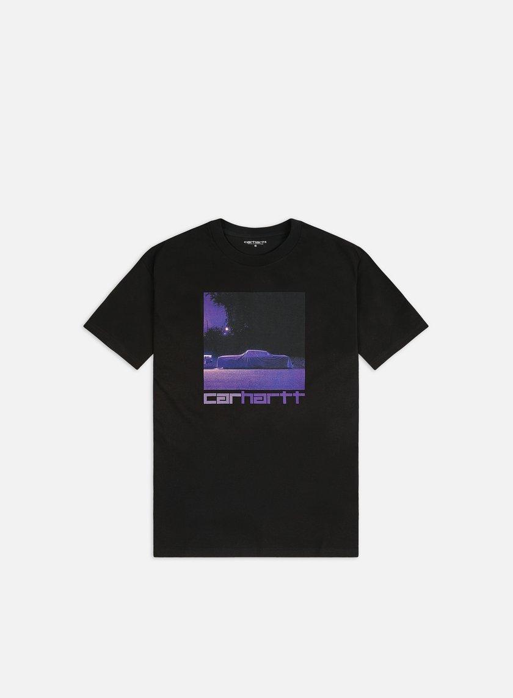 Carhartt Purple Car T-shirt