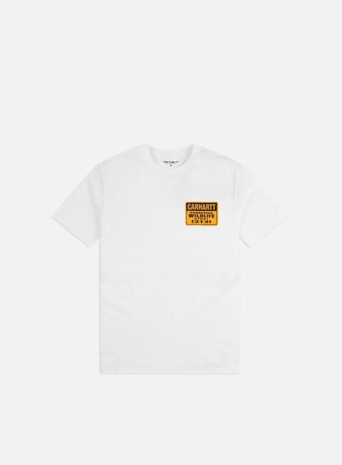 T-shirt a Manica Corta Carhartt Rattlesnakes T-shirt