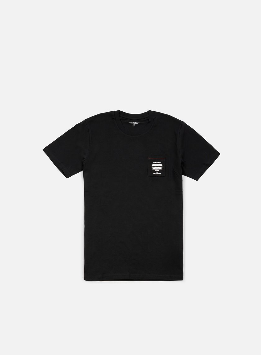 Carhartt - Razor Pocket T-shirt, Black
