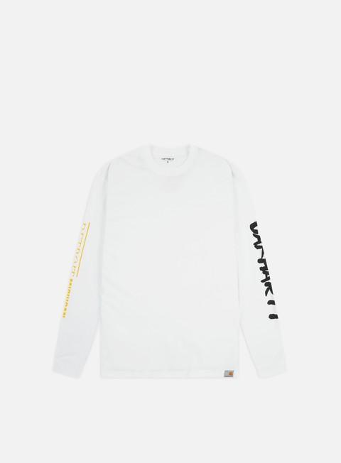 Outlet e Saldi T-shirt a Manica Lunga Carhartt Rebirth LS T-shirt