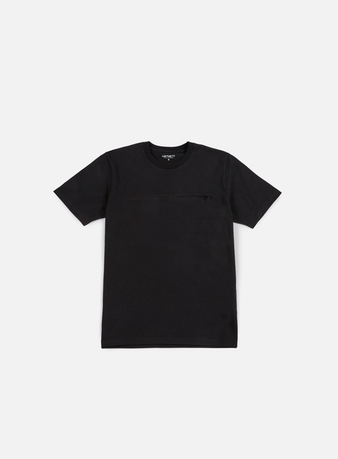 t shirt carhartt reflective pocket t shirt black