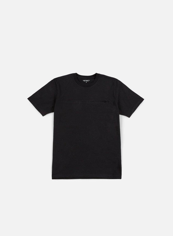 Carhartt - Reflective Pocket T-shirt, Black