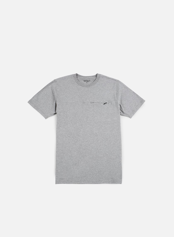 Carhartt - Reflective Pocket T-shirt, Grey Heather